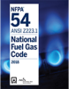 NFPA 54/ANSI Z223.1: National Fuel Gas Code
