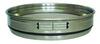 Test Sieve 200 x 25mm 125µm ISO 3310-1 -- 4AJ-9226221
