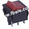 Miniature Rocker Switch -- MRS-202 ON-ON - Image