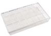 Transparent Plastic Parts Boxes -- 53344 - Image