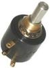 73 Series Precision Potentiometer, Wire Wound Element, Solder lug Terminals, 2 W Power Rating, 200 Ohm Resistance Value -- 73JA200