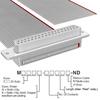 D-Sub Cables -- M7SXK-3710J-ND -Image