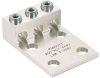 Wire Termination : Power Connectors : Aluminum Mechanical Lugs and Splices -- LAM3D350-12-1Y