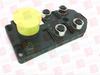 TURCK ELEKTRONIK 4MB12Z-5P3-CS19 ( SPLITTER BOX, EUROFAST, LOW PROFILE, 4PORT, CONNECTOR, E8026485 ) -Image