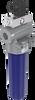 Simplex Inline High Pressure Filter -- 250_450 LE/LEN
