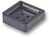 CHIP CARRIER SOCKET, 44POS, THROUGH HOLE -- 93K5353 - Image