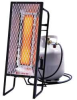 HEATSTAR HS35LP 35,000 BTU Portable Propane Radiant Heater -- Model# F170700