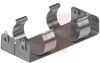 Battery Holder; C; 0.875 in. to 1.125 in.; Aluminum; 4; Solder Lug -- 70182736 - Image