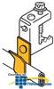 Erico Clip for Romex or Non-Metallic Cable to Beam thru.. -- RMXBC