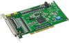 4-axis Stepping and Servo Motor Control Universal PCI Card -- PCI-1245L-AE