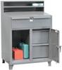 File Drawer Desk -- 34-SD-TD-280-2FD - Image