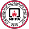 Certified Fire Protection Specialist (CFPS) Certification - Image