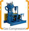 Hycomp Oil Free Gas Compressor