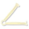 Economy Non-Reopening Clamp, Natural -- 72971