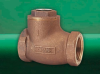 D140 Bronze Swing Check Valve -- View Larger Image