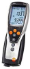 testo 435-1, multi-functional meas. instr., for A/C, ventilation and Indoor Air Quality, with battery and calibration protocol -- 0560 4351