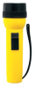 2D Yellow Utility Flashlight in Tuck Carton (12 lights/case) -- IV2DC - Image