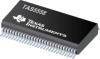 TAS5558 8-Channel HD Compatible Audio Processor with SRC and PWM Output -- TAS5558DCAR -Image