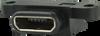 Micro B USB Connectors -- UJ2W-MIBH-4-SMT - Image