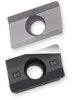 90° Square Shoulder Inserts -- XPET Lapped, Aluminum-Cutting Inserts