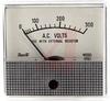 Voltmeter, AC; 0 to 300 V; Polarized-Vane Solenoid; Polystyrene; 5% -- 70136713 - Image