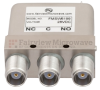 SPDT Failsafe DC to 10 GHz Electro-Mechanical Relay Switch, 50W, 28V, TNC -- FMSW6199 - Image