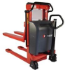 Electric Lift/Manual Push ELF Fork Over Stacker -- HTP30ME36-B -Image