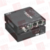 BLACK BOX CORP LBH100A-H-MT-24 ( HARDENED MEDIA CONVERTER SWITCH, 10-/100-MBPS COPPER TO 100-MBPS FIBER, MULTIMODE, 24-VDC, MT-RJ ) -Image