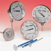 CL-C84-120 Clip-on Pipe Thermometer - Image