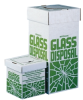 Glass Disposal Carton -- 84247