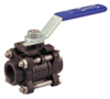 Carbon Steel Ball Valves - Image