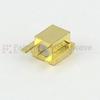 SMP Male Full Detent PCB Connector End Launch Solder Attachment -- SC5370 -Image