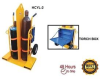 Welding Cylinder Torch Carts -- HCYL-2-FF -Image