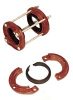 Bell Joint Leak Clamp PVC -- Model 106