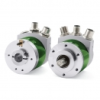 Lika ROTACOD Absolute Encoder with Fieldbus interface -- HS58 FB
