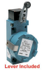 MICRO SWITCH BX Series Hazardous Location Limit Switches (Non Plug-in),side rotary (fixed lever with 0.75 in x 0.25 in nylon roller), 1NC 1NO SPDT snap action, 20 mm conduit -- BX4A3K-1A - Image