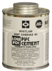 Whitlam PVC Gray Schedule 80 Low VOC Heavy Bodied Cement -- 16773