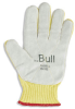 The Bull; Leather Palm, 100% Kevlar(R) Knit Liner, Mediumweight, Hand-Specific; Size 9 -- 076490-45294