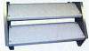 Fiberglass Covered Stair Tread -- Item # FM-CV-STPNL