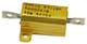 CMC Series, 300 Ohms, 25.0 W, Fixed, Wirewound Resistor -- CMC25300