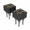 Rectangular Connectors - Headers, Receptacles, Female Sockets -- 803-41-044-10-002000-ND -Image
