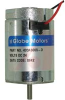 Motor; 24 VDC; 0.125 A (Max.) (No Load); 22.4 W; 5200 RPM (No Load); 4 Oz-in. -- 70217715