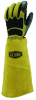 West Chester Tan/Black 2XL Grain Leather Welding Glove - Keystone Thumb - 662909-871169 -- 662909-871169