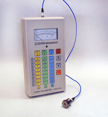 Vibration Measurement Instruments and Vibration Analyzers