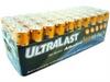 AA Ultralast Alkaline Batteries, Color Box 40 Pack -- 603858 - Image