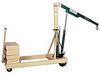 BEECH Reverse Boom Floor Cranes -- 7239900