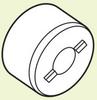 Damper - Cylindrical -- Damper - Cylindrical