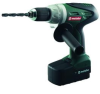 Metabo BSP18 Plus 18V Cordless NiCD Drill/Driver 602421520 -- 602421520