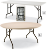 CORRELL Folding Tables -- 4006826
