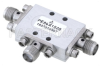 Double Balanced Mixer Operating from 6 GHz to 26 GHz with an IF Range from DC to 8 GHz and LO Power of +13 dBm, SMA -- PE86X1028 -Image